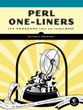 Perl One-liners book cover